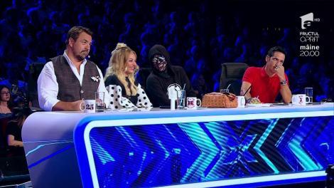 Lea Michele - Run to You. Vezi cum cântă Lorena și Larisa, la X Factor!