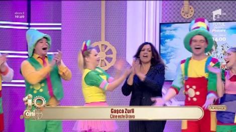 """""""Puterea Cornetelor"""", un spectacol marca Gașca Zurli: """"Dani, să știi că te iubesc și la tine mă gândesc"""""""