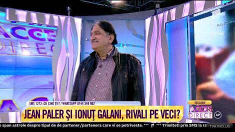 Jean Paler și Ionuţ Galani se iau la trântă la testul prieteniei!