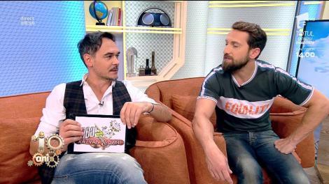 """Dani Oțil îl admiră pe Cristi Borcea. Motivul este incredibil: """"Așa aș vrea și eu..."""""""