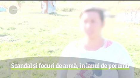 Este anchetă într-o comună din judeţul Dâmboviţa, după un scandal cu împuşcături!