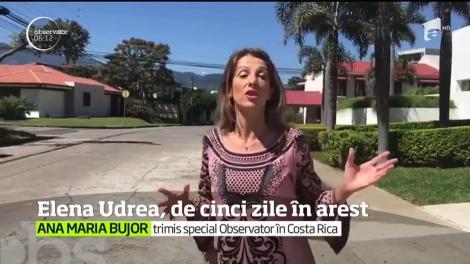 Sunt cinci zile de când Elena Udrea şi Alina Bica au fost reţinute de agenţii Interpol în San Jose, Costa Rica
