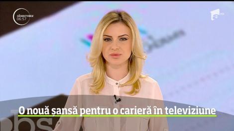 Intact Media Academy, şcoala de televizune a trustului, a reînceput înscrierile pentru cursurile de Prezentator şi Reporter TV