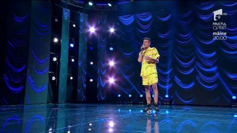 "Amy Winehouse – ""Back to black"". Vezi cum cântă Fernado Cozzolino, la X Factor!"