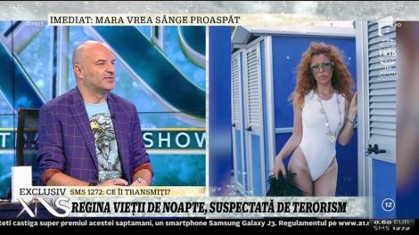 Mădălina Dorobanţu, regina vieții de noapte, suspectată de terorism în aeroportul din Madrid