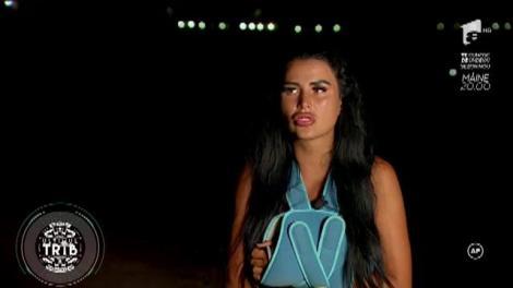 """Daniela Crudu, supărată pe echipa ei: """"Au mâncat tot și nu mi-au lăsat nimic"""""""