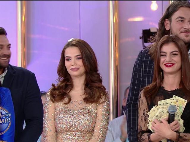 """Surpriză uriașă la """"Totul pentru dragoste""""! Burlacul Ștefan Hamza a ales-o pe Carmen și a câștigat!"""