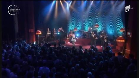Fanii cântăreței Amy Winehouse, care a murit în 2011 la 27 de ani, vor avea ocazia să își vadă din nou preferata pe scenă!