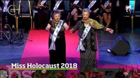 Eveniment neobişnuit dedicat victimelor Holocaustului
