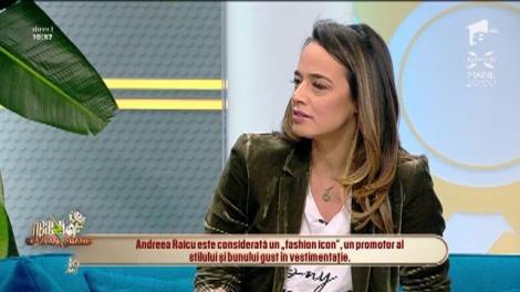 """Andreea Raicu a lansat cartea """"Descoperă-te""""! Dani Oțil: """"Ce tricou subțire ai!"""""""