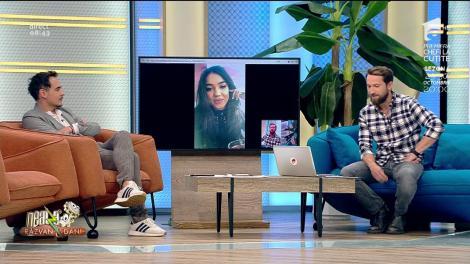 """Ucenica Larisa, interviu video cu matinalii: """"Cum decurge o zi din viața ta?"""""""