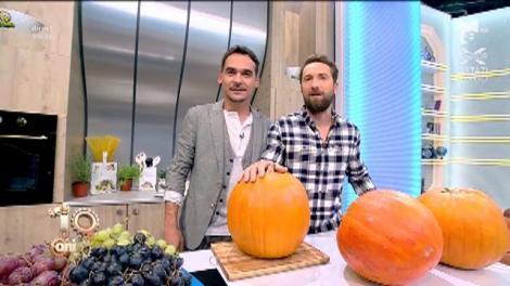 """HA HA HA! Vlădutz lipsește de la """"Neatza"""", așa că Răzvan și Dani invadează bucătăria și fac SHOW"""