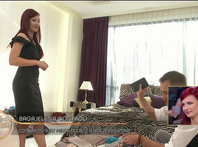 """Bagajele la CONTROL! Cum au fost primite frumoasele concurente în casa """"Totul pentru dragoste"""""""