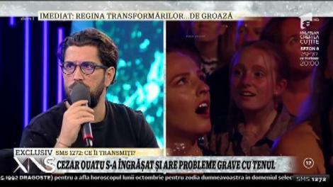 """Cezar Ouatu răspunde acuzaţiilor fanilor X Factor: """"Nu am reprezentat România"""""""