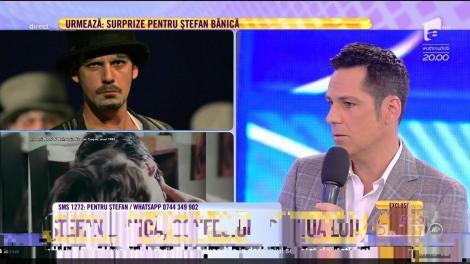 Tamara Buciuceanu Botez i-a făcut o surpriză neaşteptată lui Ştefan Bănică Jr.