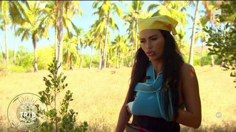 """Nu s-a putut abține! Ionuț Iftimoaie, glume după nominalizările de la """"Ultimul Trib"""": """"Daniela, stai liniștită, acum te salvează Paula"""""""