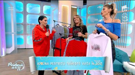 Adelina Pestrițu și-a lansat noua colecție de haine toamnă-iarnă