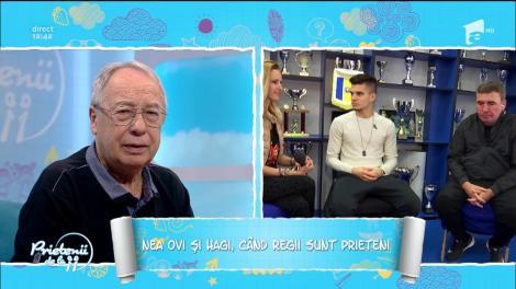 """Interviu de LEGENDĂ! Jurnalistul Ovidiu Ioanițoaia l-a avertizat pe Gică Hagi, după victoria lui Ianis! """"Ești în mare PERICOL"""""""