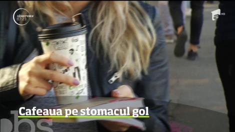 Doar jumătate dintre români mănâncă micul dejun