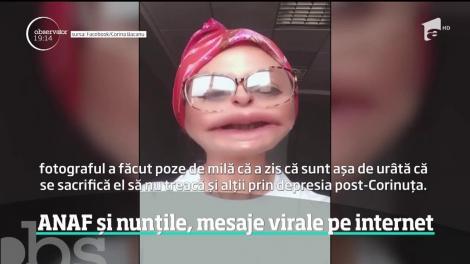 ANAF strigă darul de nuntă. Iar românii reacţionează la o astfel de decizie cum ştiu mai bine. Umplu internetul de glume