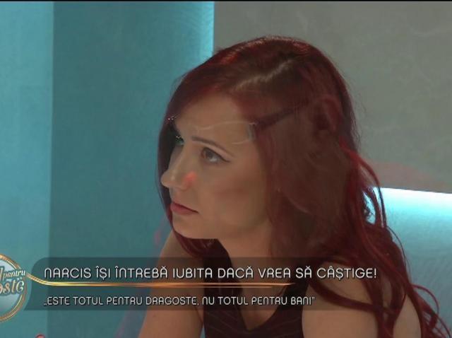 """Narcis are îndoieli în privința Gabriela: """"Am venit aici pentru experiență"""""""