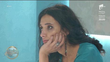 """Alexandra a izbucnit în lacrimi  în camera de strategie: """"Am un nod în gât"""""""