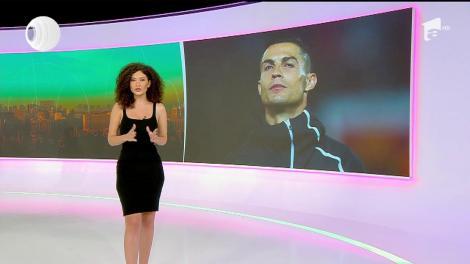 Cristiano Ronaldo stârneşte reacţii dintre cele mai diverse cu fiecare apariţie