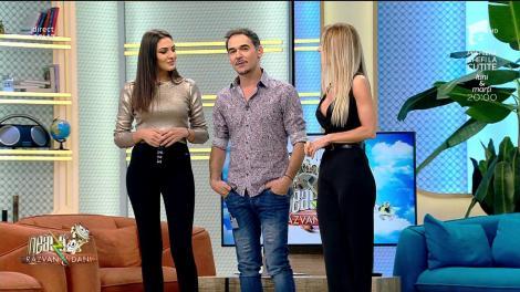 """Amalia, Flavia și Lucsandra au o relație de prietenie specială: """"Ne unesc cerceii pe toate trei"""""""