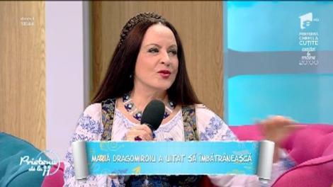 Maria Dragomiroiu a uitat să îmbătrânească. Artista ne dezvăluie secretul unui păr sănătos