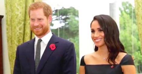 Ultima veste despre Prinţul Harry şi Meghan Markle face înconjurul lunii! Anunțul celor doi, înainte de revenirea la Londra