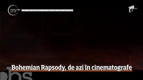 """Filmul """"Bohemian Rhapsody"""" rulează şi în cinematografele din România"""