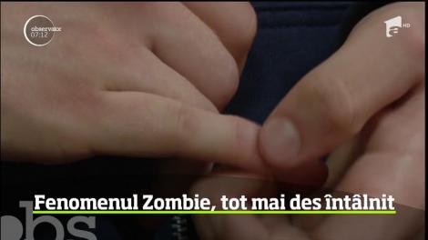 Fenomenul zombie ia amploare în ţara noastră, iar etnobotanicele care îl provoacă devin din ce în ce mai puternice şi periculoase