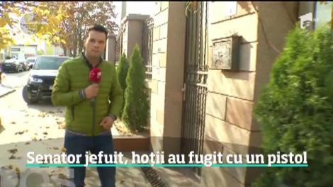 Senatorul PSD Niculae Bădălău, jefuit în propria casă