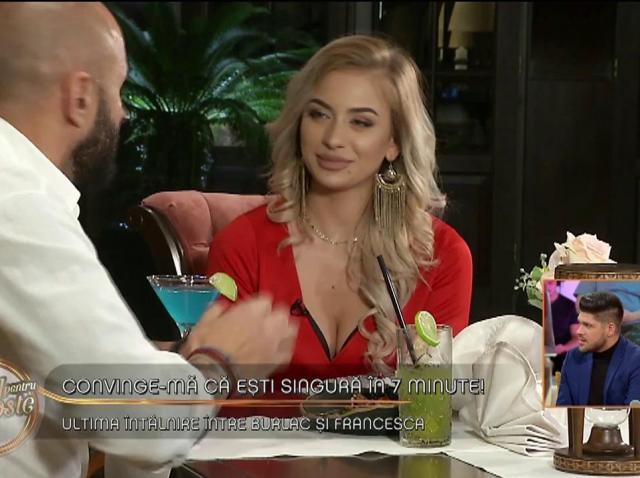 Burlacul Emilian Ciocănel, întâlnire de milioane cu Francesca! Ce s-a întâmplat