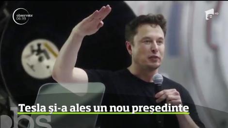 Tesla are un nou preşedinte. Misiunea de a-l înlocui pe Elon Musk îi va reveni fostului director financiar al celei mai mari companii de telecomunicaţii din Australia, Robyn Denholm