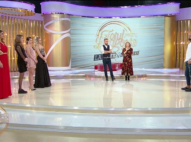 """Emilian Ciocănel a tras """"lozul câștigător"""" și a ales-o pe Livia! Burlacul a câștigat 5000 de euro"""