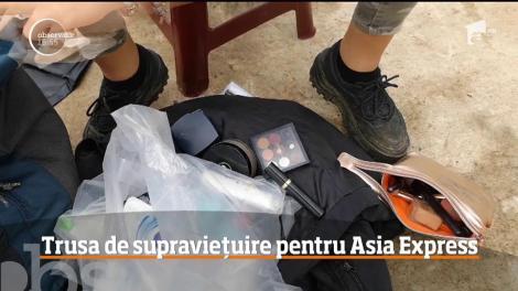 """Margherita de la Clejani a stabilit un record personal în aventura """"Asia Express"""". Tu ai putea să i-l dobori? – VIDEO"""