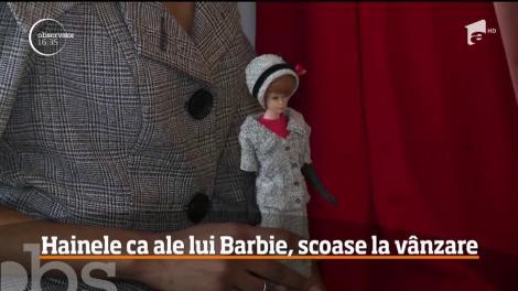 Ai visat vreodată să arăți ca o Barbie? Un designer a creat haine ca ale celebrei păpuși - VIDEO
