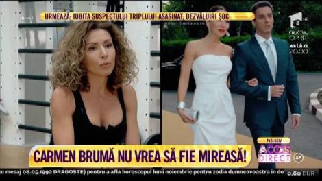 Carmen Brumă, reguli de aur în relația cu Mircea Badea