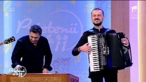 """Raluka și Balkanic Project - """"O damigeană și-un pahar"""""""