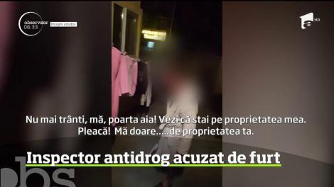 Acuzaţii grave la adresa unui inspector antidrog din Constanţa! Omul ar fi furat un telefon mobil