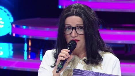 """Ediţia a unsprezecea de la """"Te cunosc de undeva!"""" a fost câştigată de Carmen Rădulescu"""