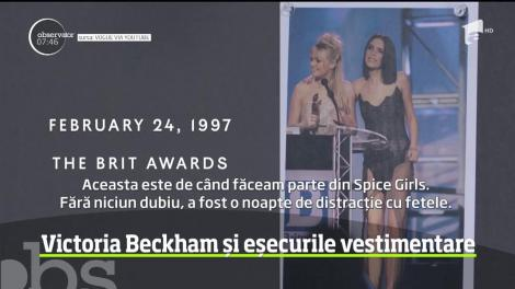 Victoria Beckham și eșecurile vestimentare