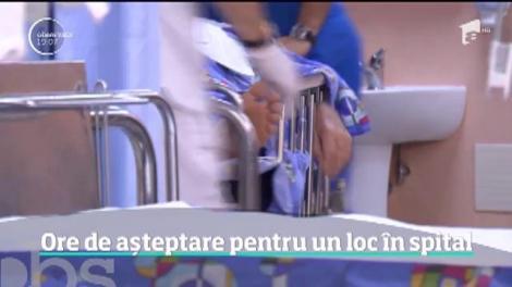 O fostă asistentă medicală, cu arsuri grave, a aşteptat nouă ore până când un spital din România a acceptat să o primească