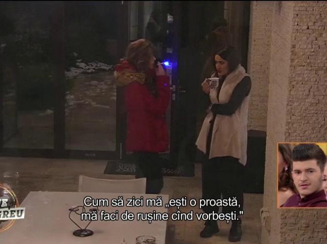 """Burlacul Bogdan, luat la rost de Antoanela: """"De ce zici că ești îndrăgostit de Cătălina"""""""