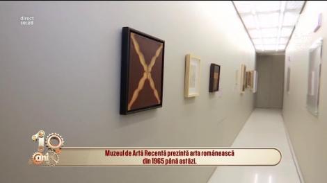 Cel mai nou muzeu din Bucureşti: Artă Recentă