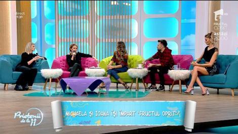 """S-a înfiripat ceva sau nu?! Mihaela Prosan din """"Fructul Oprit"""", declarații despre relația cu Petru Păun: """"Am rezolvat și acest mister!"""""""