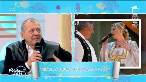 Ziua la spital, noaptea pe scenă! Corina Elena Badea, doctoriţa cu voce de aur!