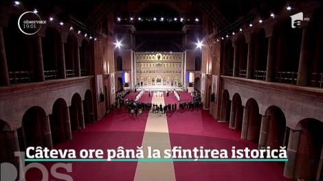 Zeci de mii de creştini, prezenți la sfinţirea celei mai înalte catedrale ortodoxe din lume. Sfaturi pentru siguranța credincioșilor