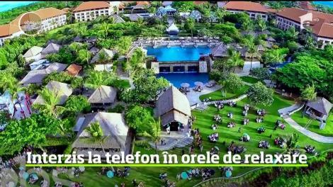 Un resort de lux din Bali renunţă la tehnologie şi îi obligă pe turişti să nu mai folosească telefoanele mobile. Care este motivul